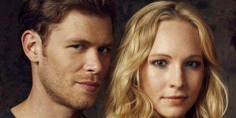 Klaus And Caroline Love Moments Romantic The Vampire Diaries Klaroline Scenes