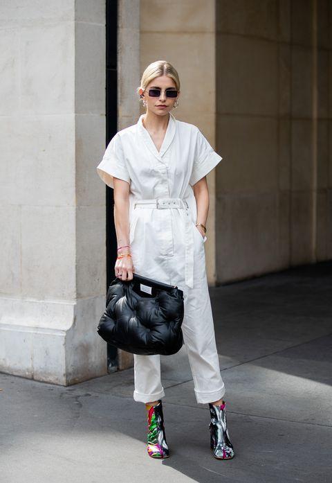 street style  paris fashion week  haute couture fallwinter 20192020  day two