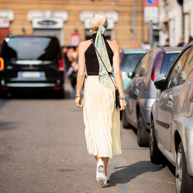 Street Style: September 19 - Milan Fashion Week Spring/Summer 2019