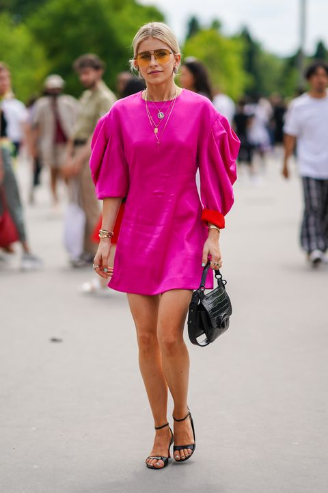 Street Style : Paris Fashion Week - Menswear Spring/Summer 2020 : Day Six