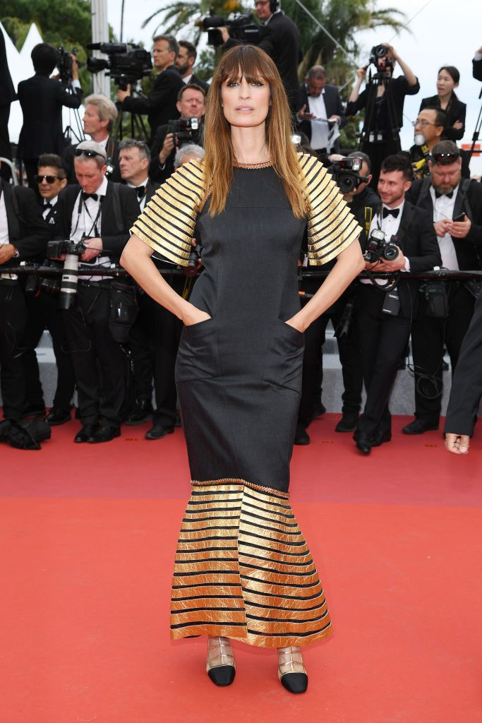 Caroline de Maigret At the opening ceremony of the Cannes Film Festival and premiere of The Dead Don't Die .