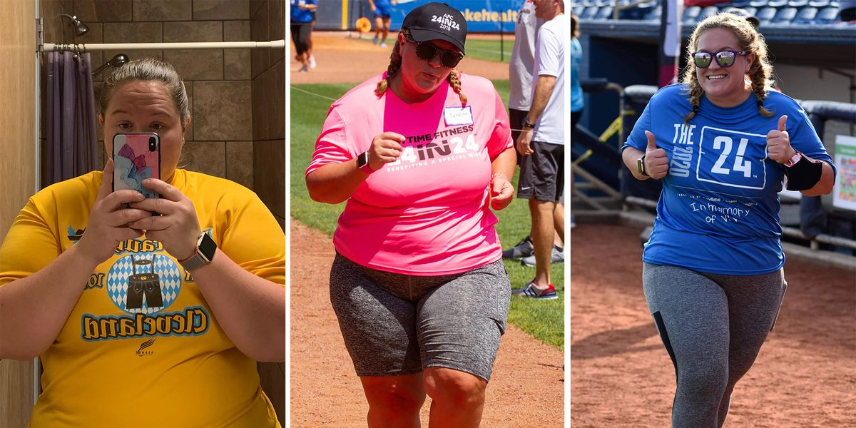 This Attorney Lost 55 Pounds Through Running