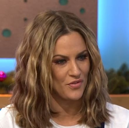 Love Island's Caroline Flack had to ask Strictly pro to stop being nasty about one Islander