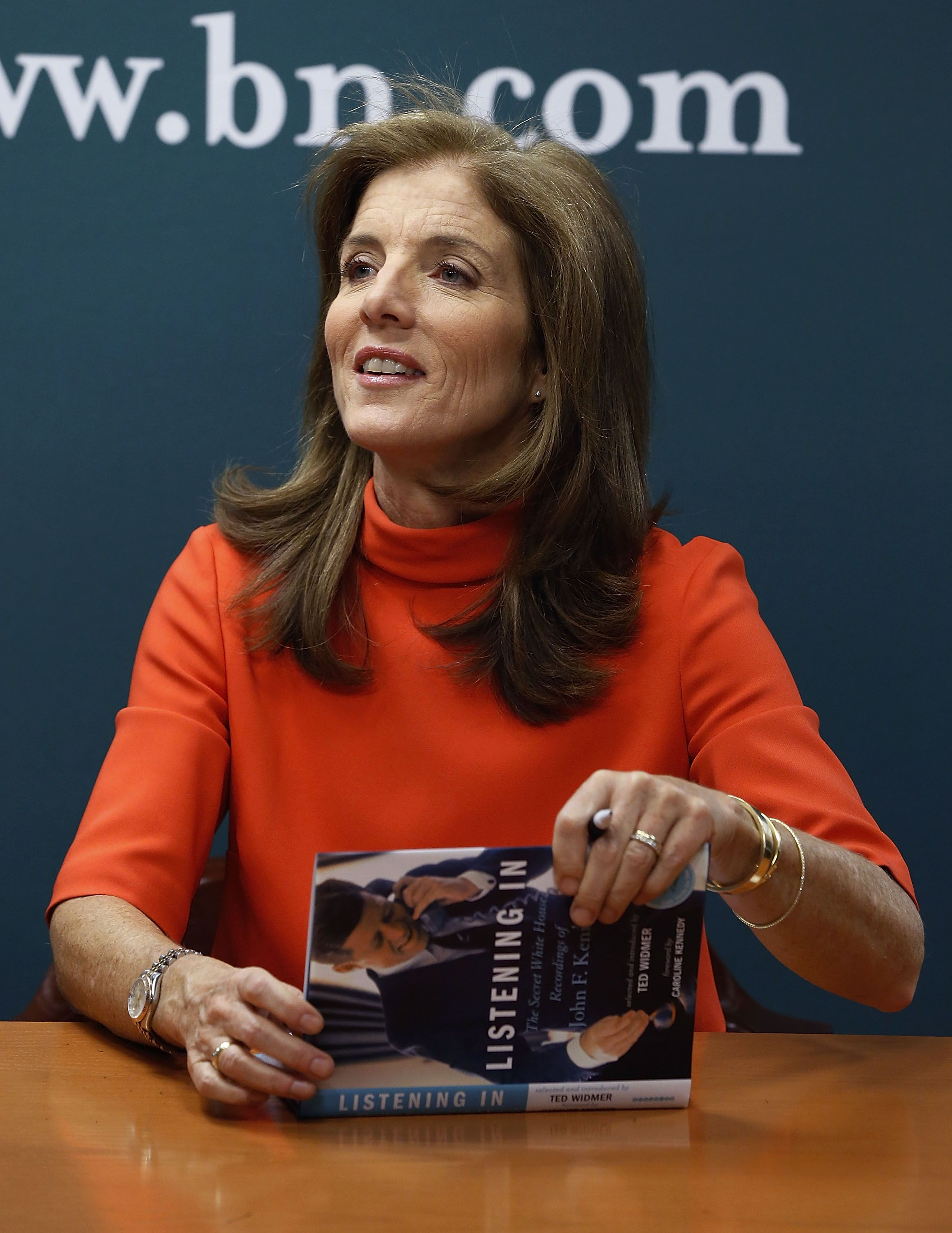 Caroline Kennedy S Life In Pictures Best Photos Of Jfk S Daughter