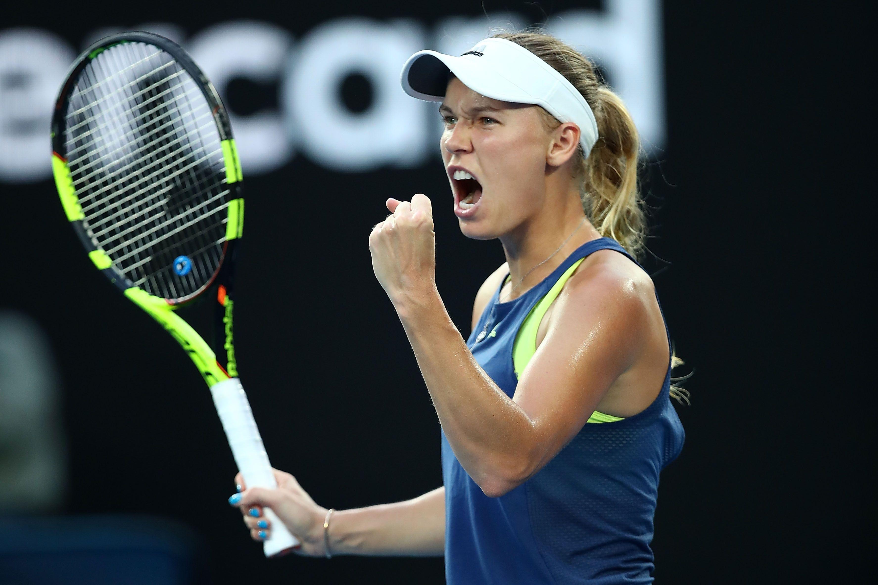 Tennis Star Caroline Wozniacki Opens Up About Her Rheumatoid Arthritis Diagnosis
