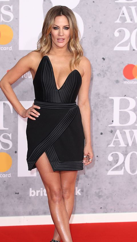 Caroline Flack arrested and charged with assault