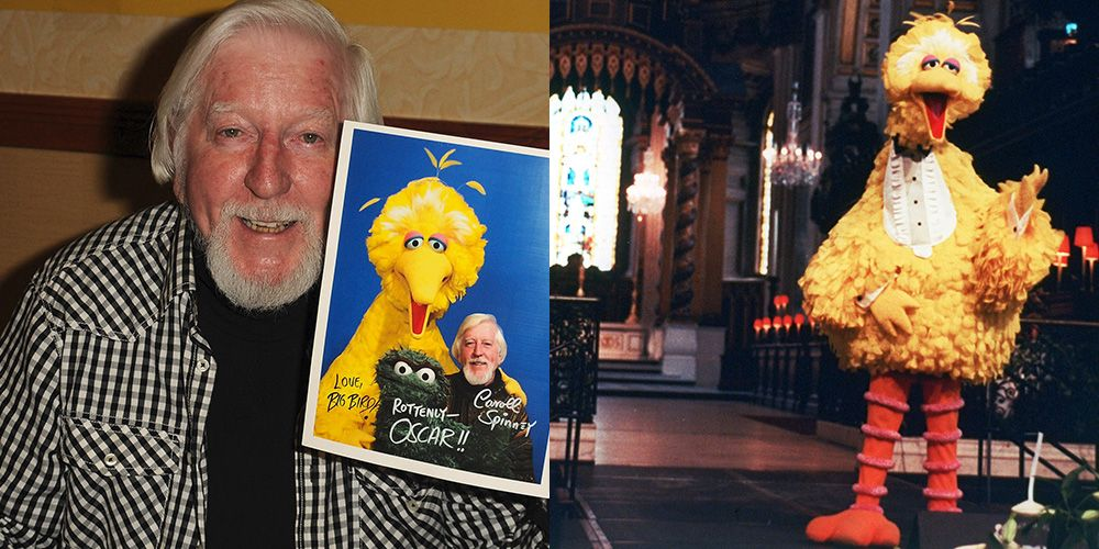 The Heartbreaking True Story Behind Caroll Spinney's Tribute to Jim Henson After His Death