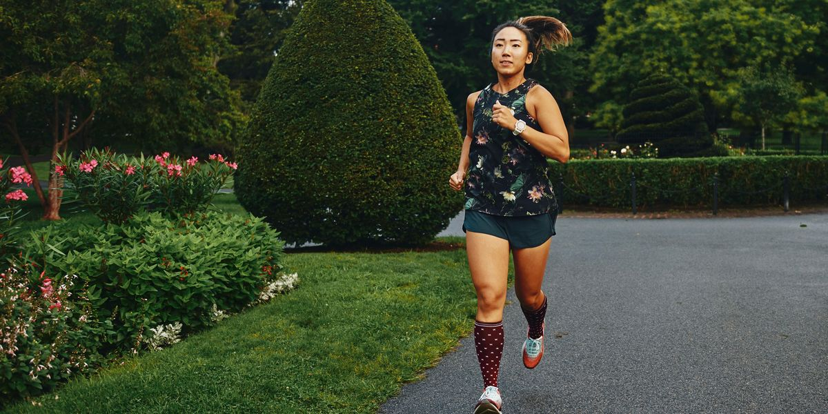 www.runnersworld.com: Carolyn Su Didn't See BIPOC Runners in the Media. She's Changing That.