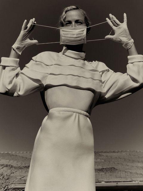 carolyn murphy, face mask, cr13