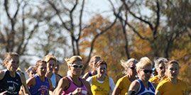 2013 club cross nationals women's race