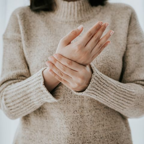 pins and needles in your hands carpal tunnel syndrome