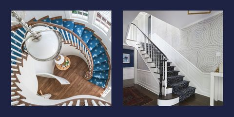 25 Stunning Carpeted Staircase Ideas - Most Beautiful ...