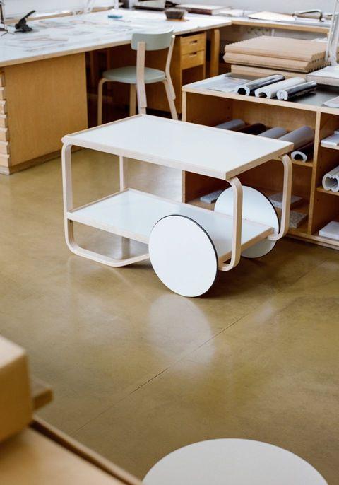 Carrello portavivande: i migliori dal design contemporaneo