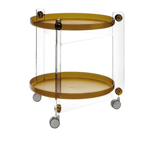Carrello portavivande i migliori dal design contemporaneo for Carrello portavivande amazon