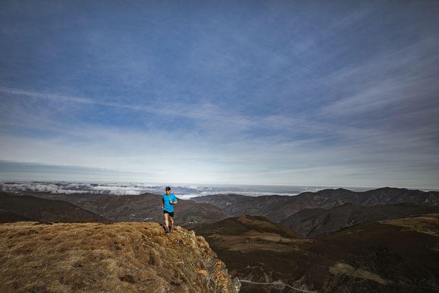 la carrera 100 millas por donde camina el oso en asturias