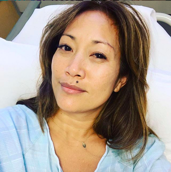 'DWTS' Judge Carrie Ann Inaba Says She Was Diagnosed With Lupus After A Colonoscopy