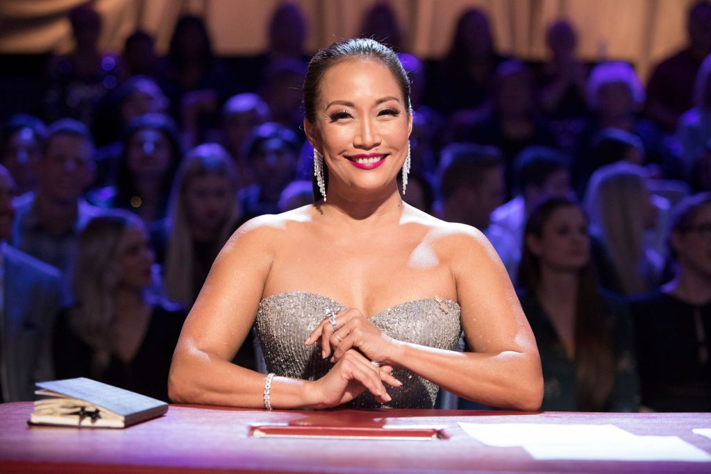 Carrie Ann Inaba Halloween Dancing With The Stars 2020 Dancing With the Stars' Carrie Ann Inaba Is Replacing Julie Chen