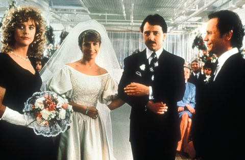 Bride, Marriage, Ceremony, Wedding dress, Wedding, Event, Dress, Bridal clothing, Formal wear, Veil,