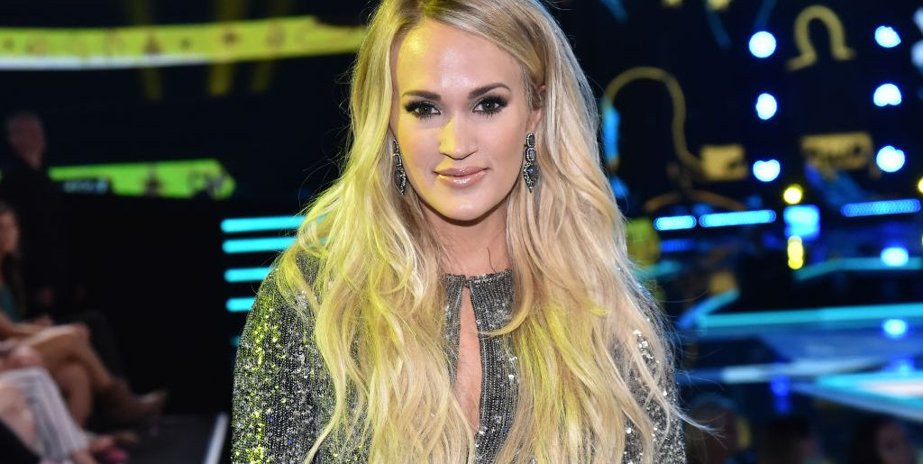 Carrie Underwood at the 2018 CMT Music Awards - Show