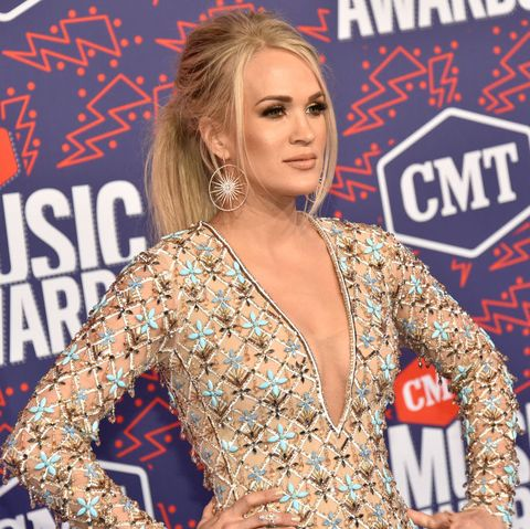 dd9a0da7af7 Carrie Underwood's Fittest Instagram Moments - Carrie Underwood ...