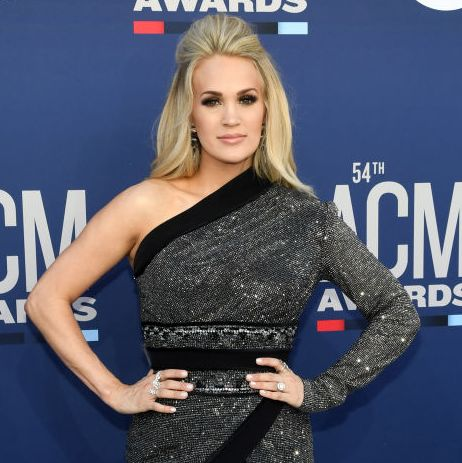 Carrie Underwood Revealed Her Exact Post-Baby Workout and It's Intense