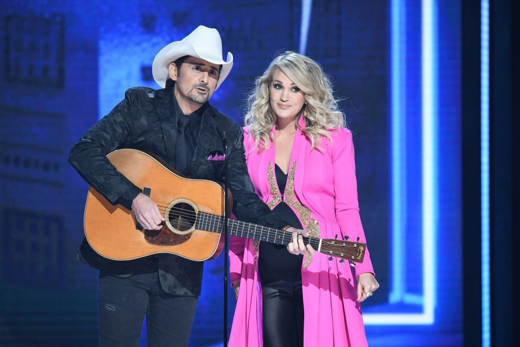 The CMA Awards Are Getting Getting Mixed Reactions After Announcing Brad Paisley Won't Host This Year