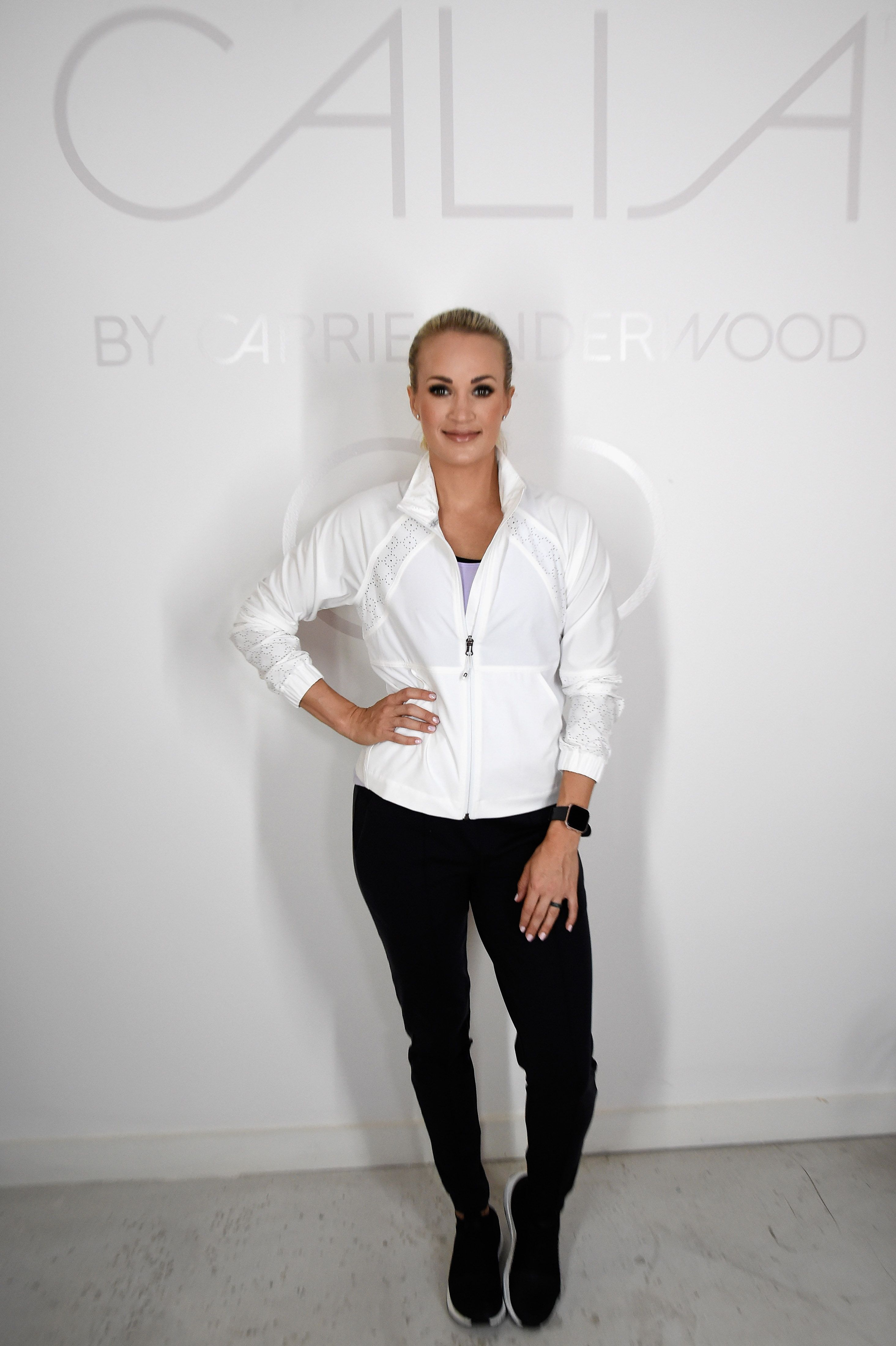 e983fbc06f43 What Carrie Underwood's CALIA Activewear Line Looks Like IRL