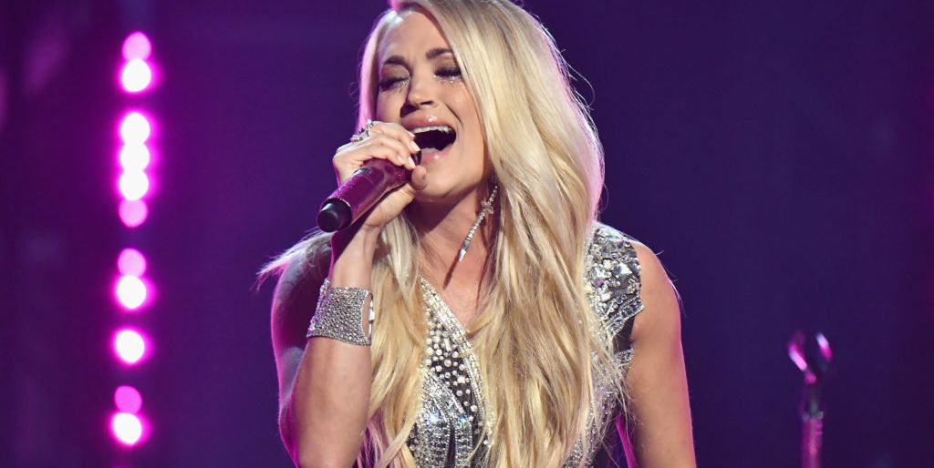Carrie Underwood's Face Injury Was Way More Serious Than We All Thought