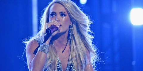 carrie underwood cry pretty meaning