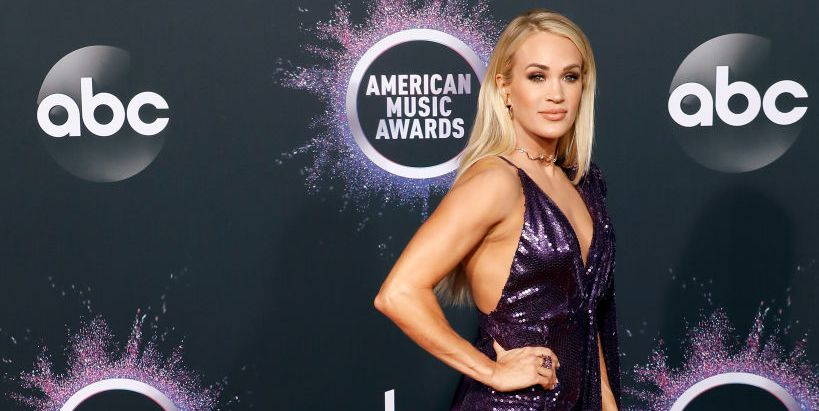 Carrie Underwood Has a Big Secret Behind Her Amazing Legs and It Only Costs $39