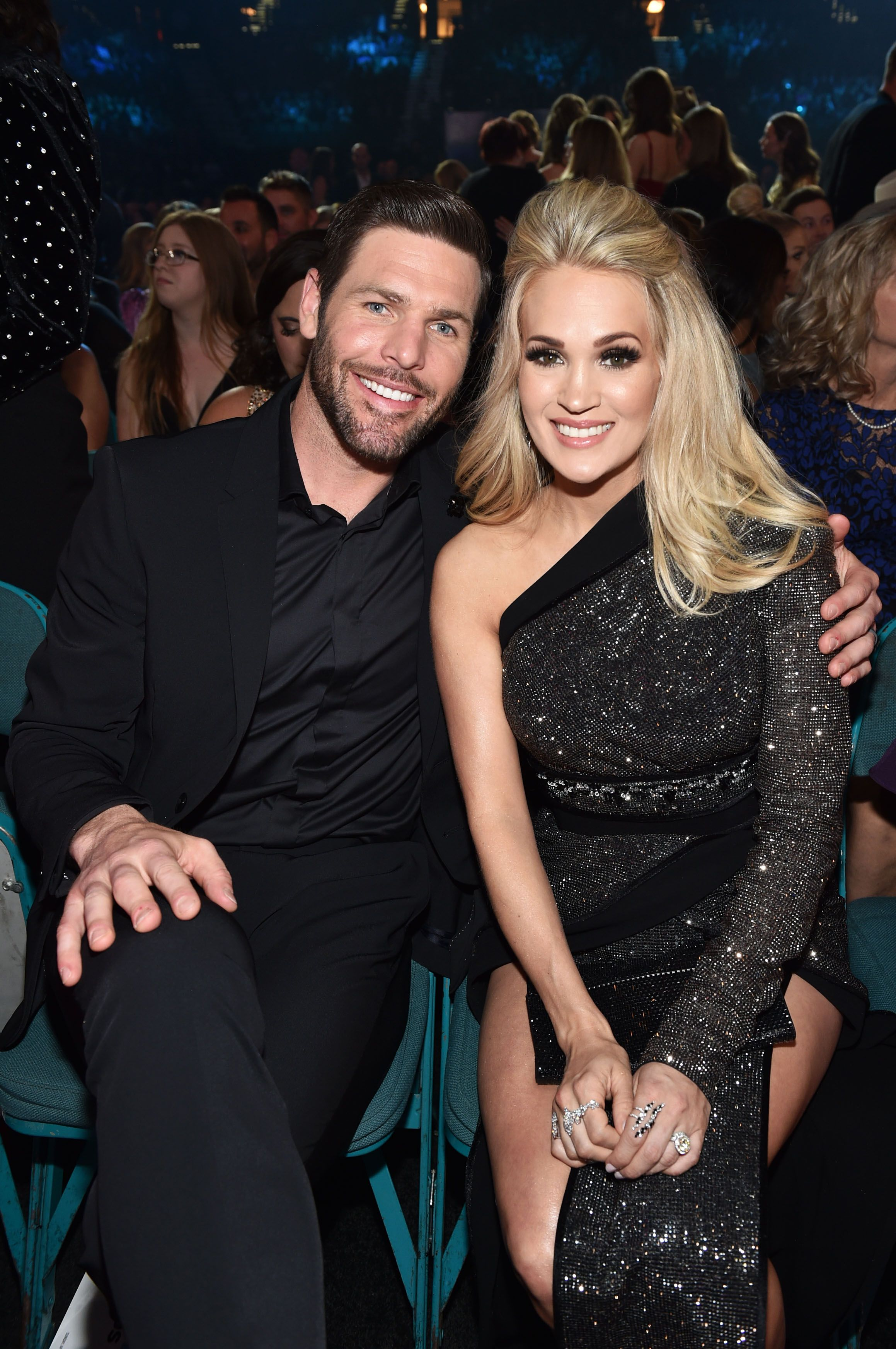 Carrie Underwood Had the Sassiest Response When Husband Mike Fisher Critiqued Her Music