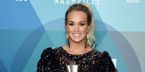 Carrie Underwood's Ridiculously Toned Legs Stole The Show At The ACM Awards