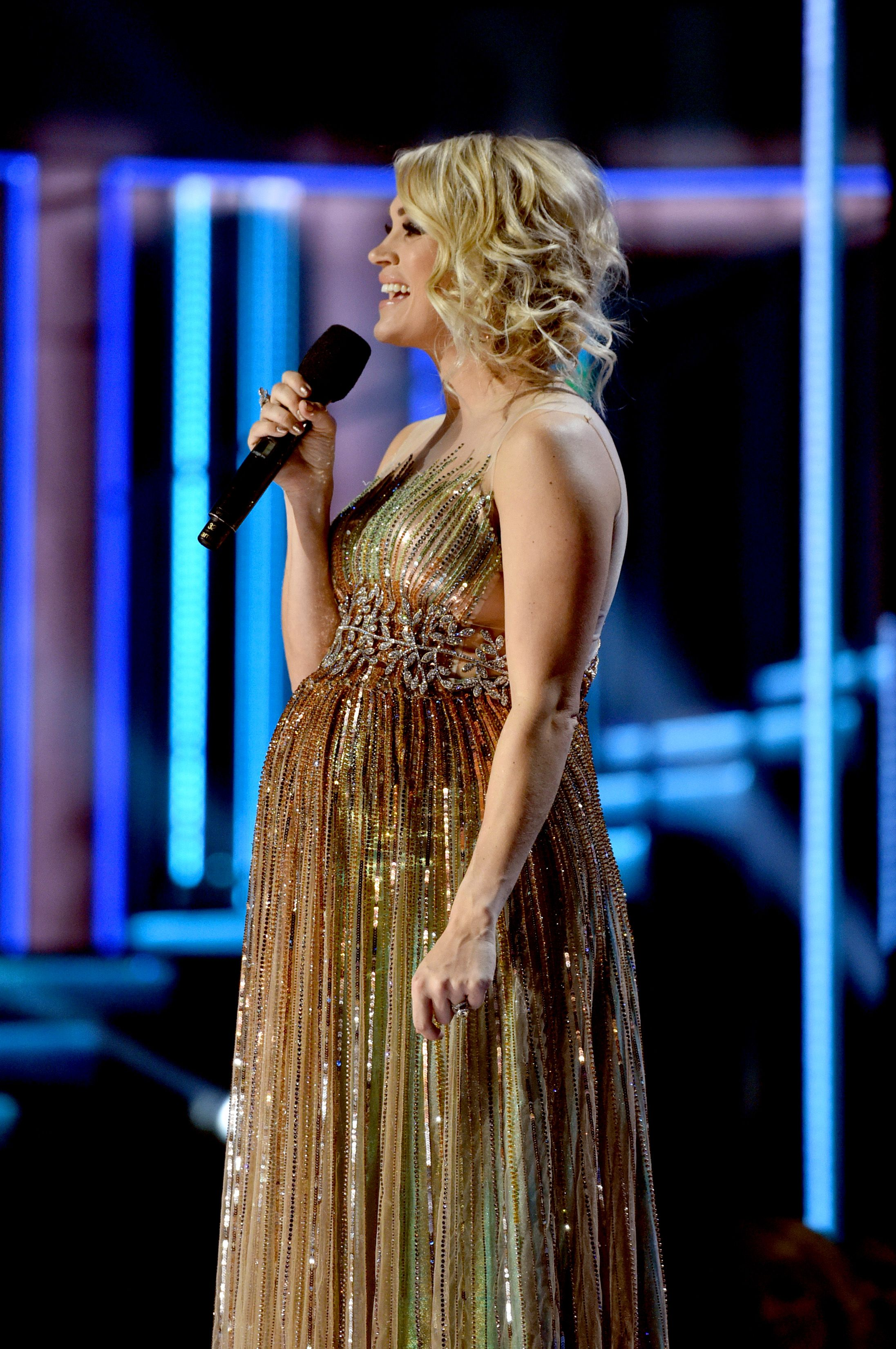 The 52nd Annual CMA Awards - Inside