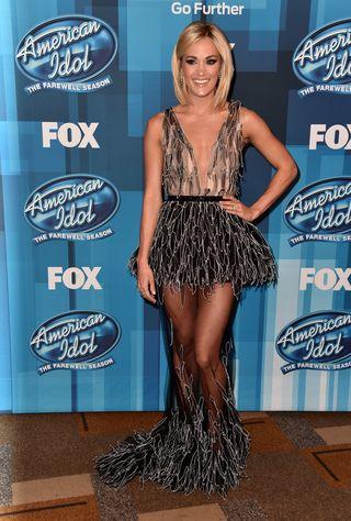 dating historia Carrie Underwood Las Vegas dating sites