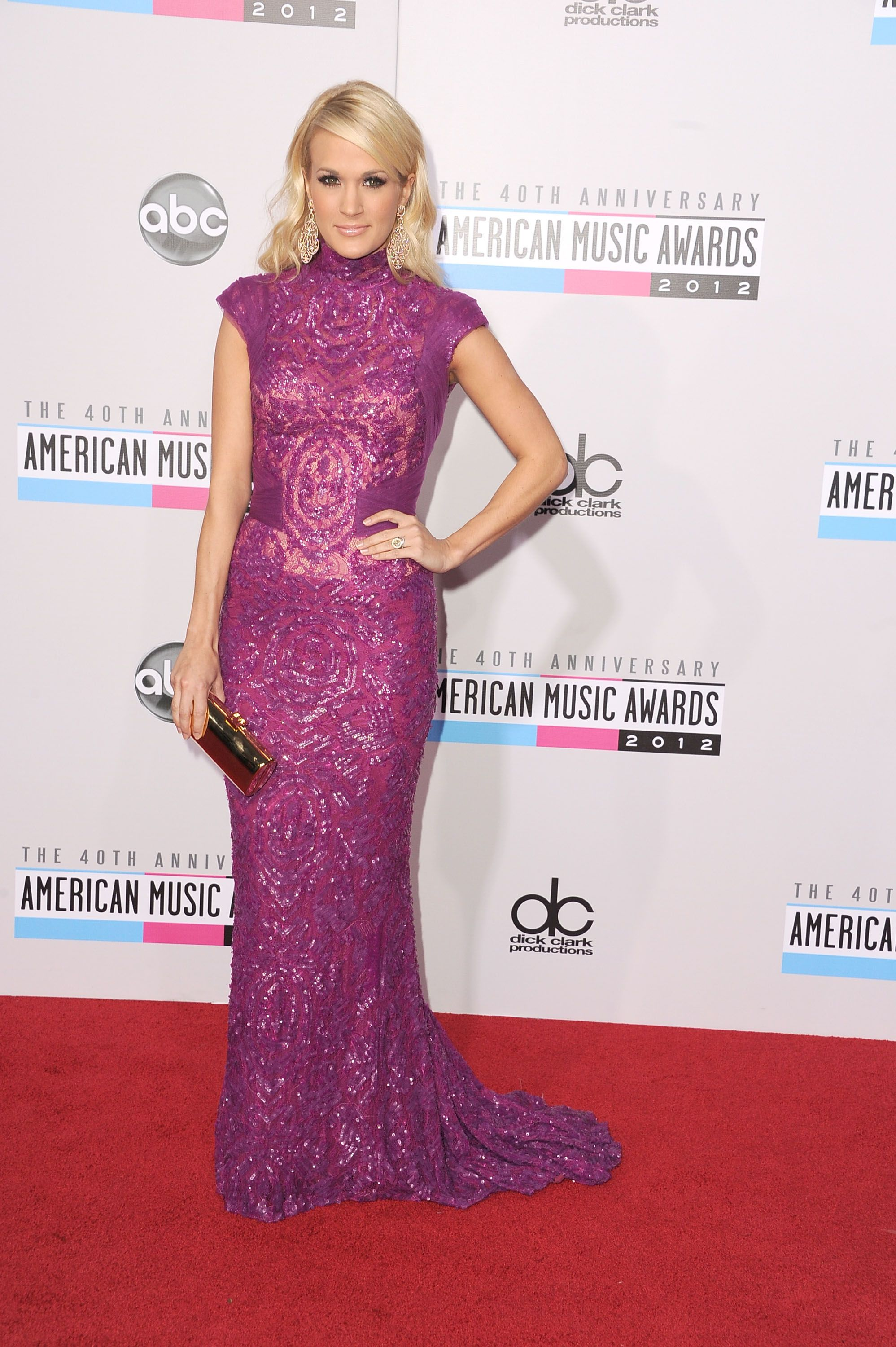 Carrie Underwood Style Evolution - 40 Photos Showing Carrie ...