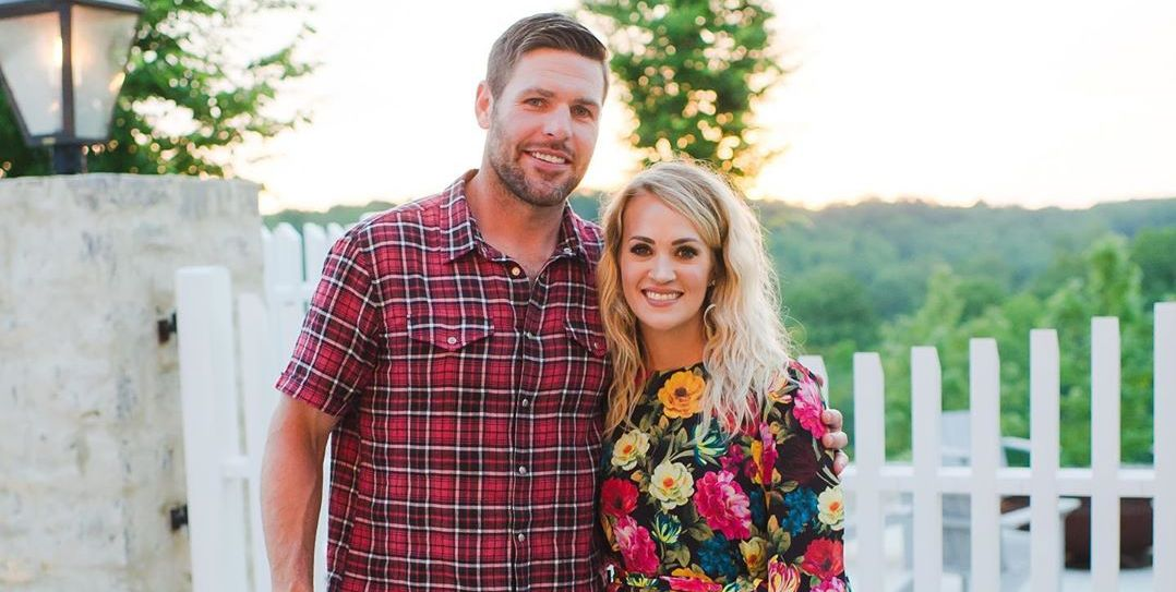 Fans Are Losing It Over This Photo of Carrie Underwood and Husband Mike Fisher as Kids