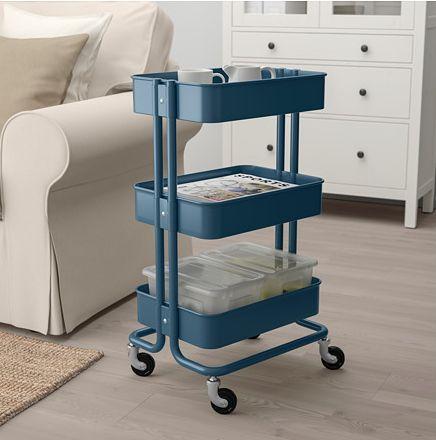 Los originales usos que puedes dar al trolley dentro y fuera de la cocina