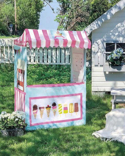 carrito de helado, de tiny land