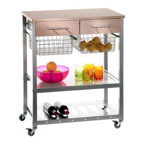 Shelf, Product, Furniture, Kitchen cart, Shelving, Table, Vehicle, Cart,