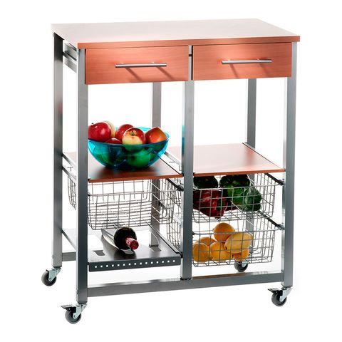 Shelf, Furniture, Shelving, Kitchen cart, Vehicle, Metal,