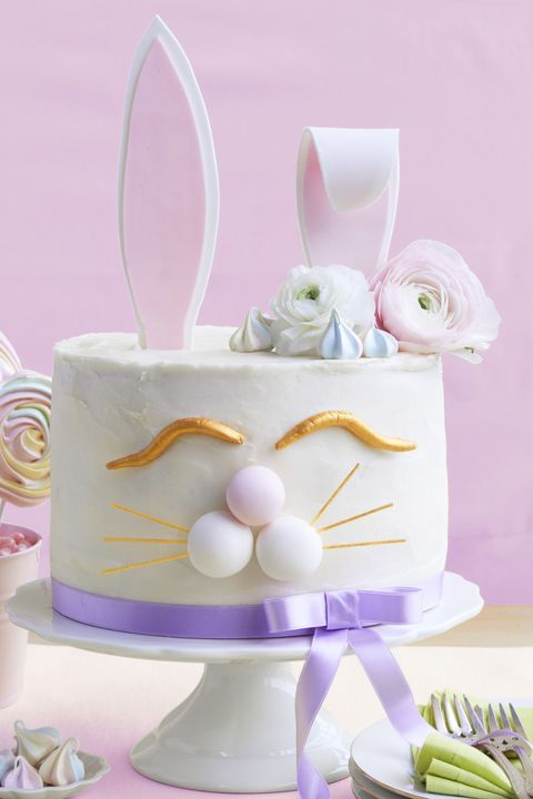 carrot bunny cake- easter cakes