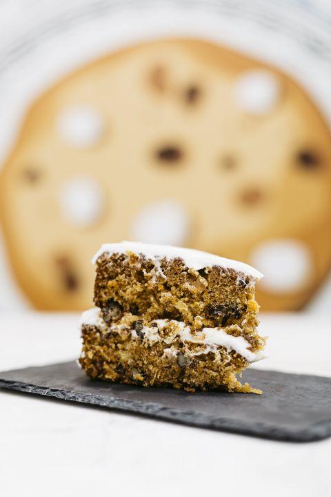 Tarta de Zanahoria de The Cookie Lab