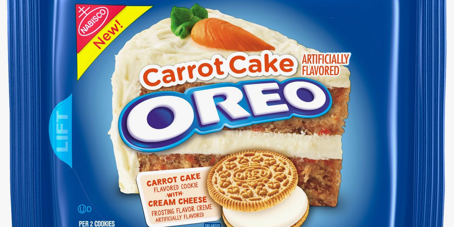 Image result for carrot cake oreos