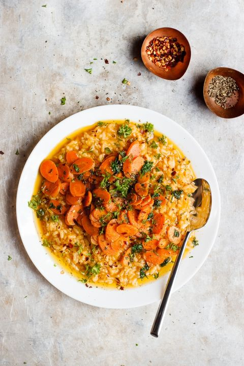carrot recipes risotto