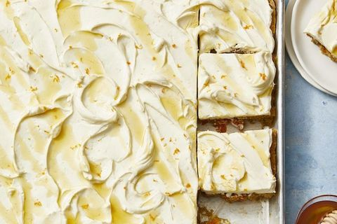 Best Carrot Sheet Cake With Cream Cheese Frosting Recipe How To Make Carrot Sheet Cake