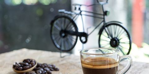 How to Ride With Coffee.