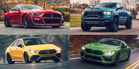 pcoty 2021 cars