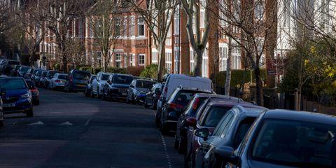 south london terraced houses