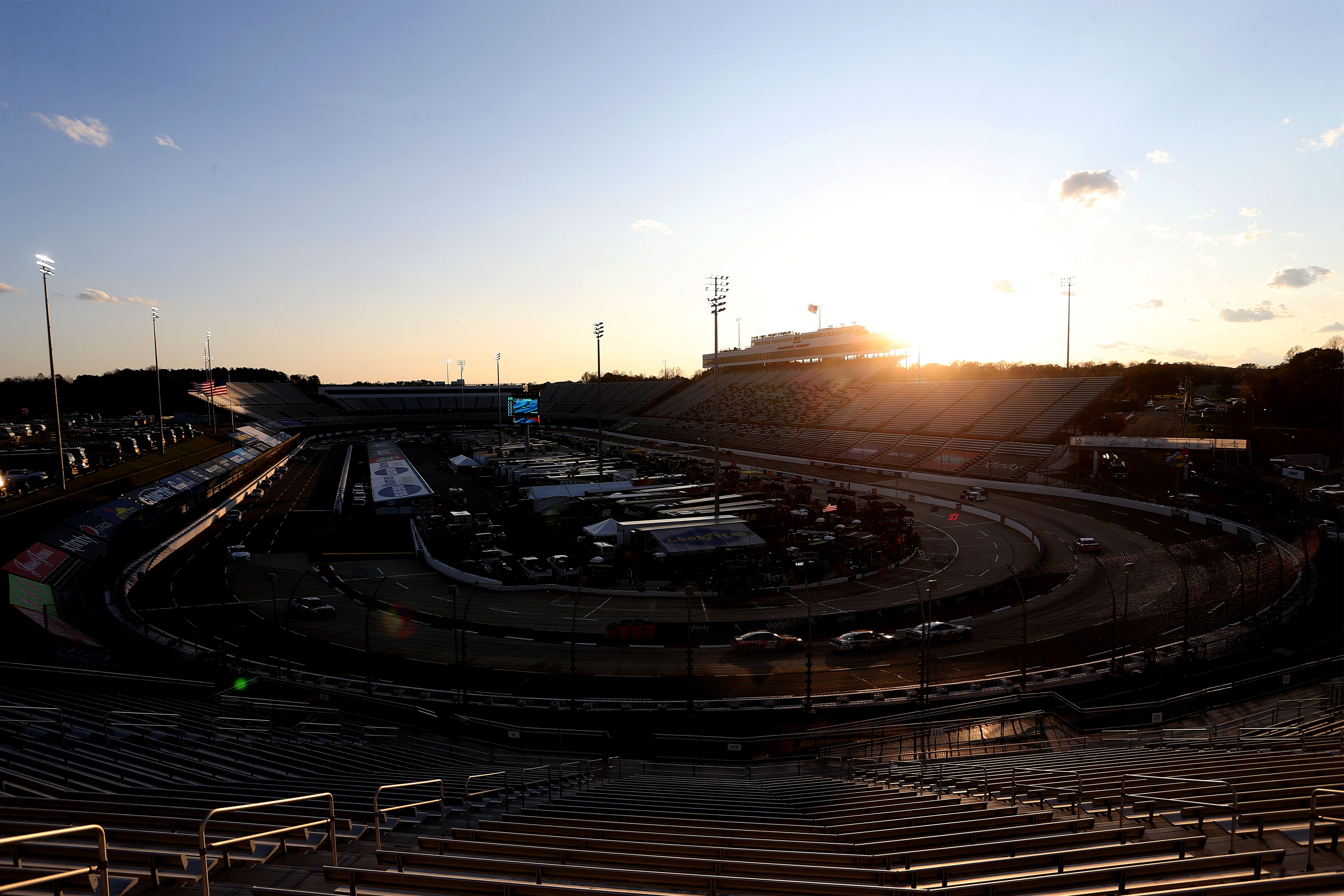 Not Even NASCAR Can Change What Martinsville Is