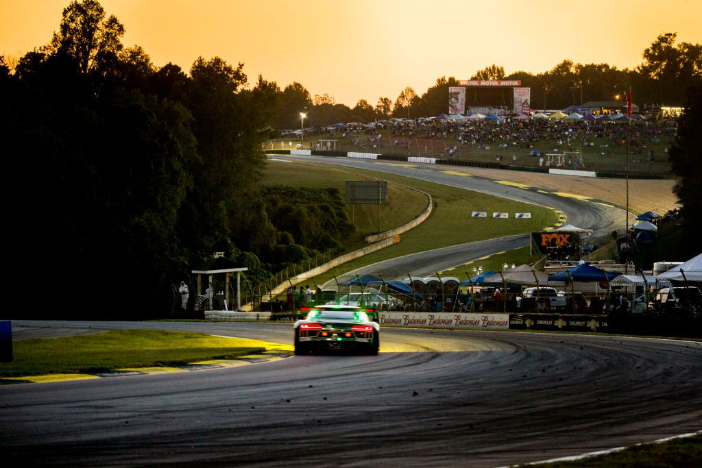 #10 Cadillac Wins Petit Le Mans After The Leaders Wreck Each Other